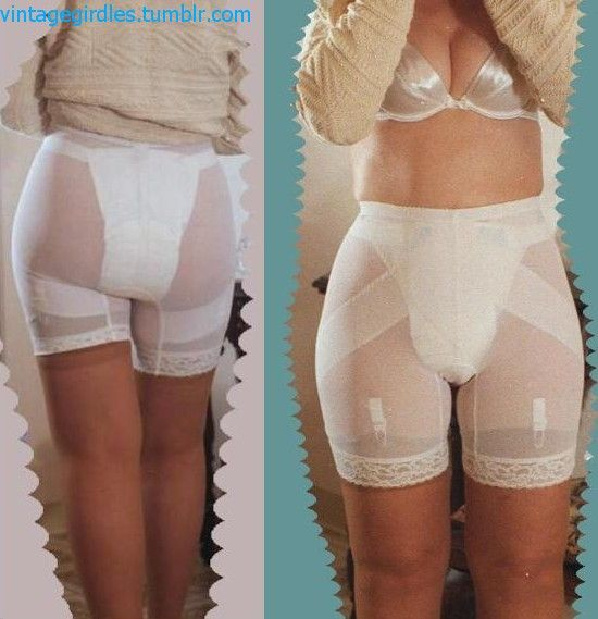 Seems me, Old fashioned panty girdles question