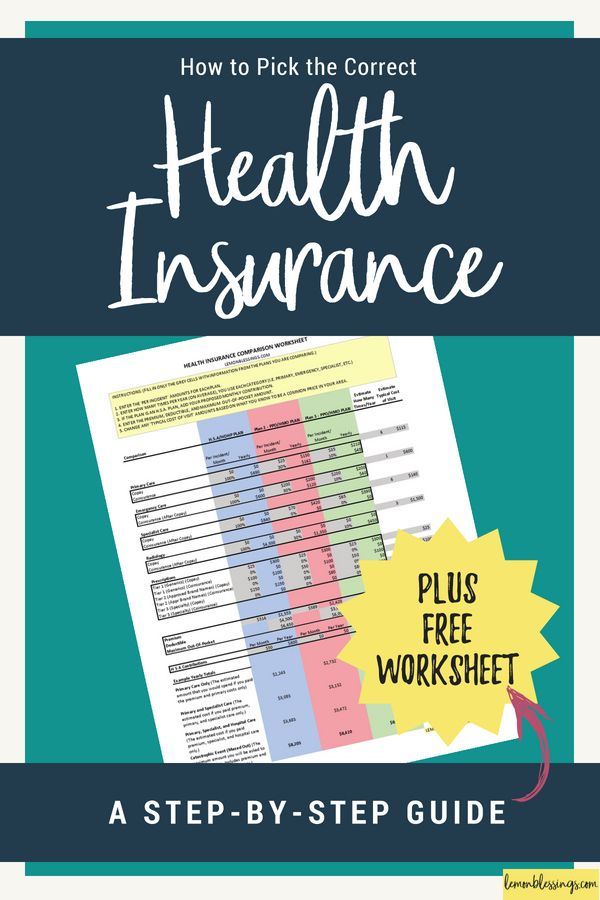 How To Navigate Health Insurance Choices Part 2