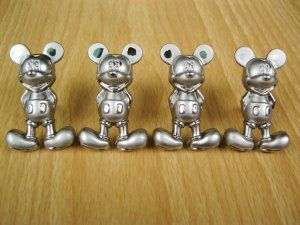 Mickey Mouse Knobs Mickey Mouse Metal Kitchen Cabinet