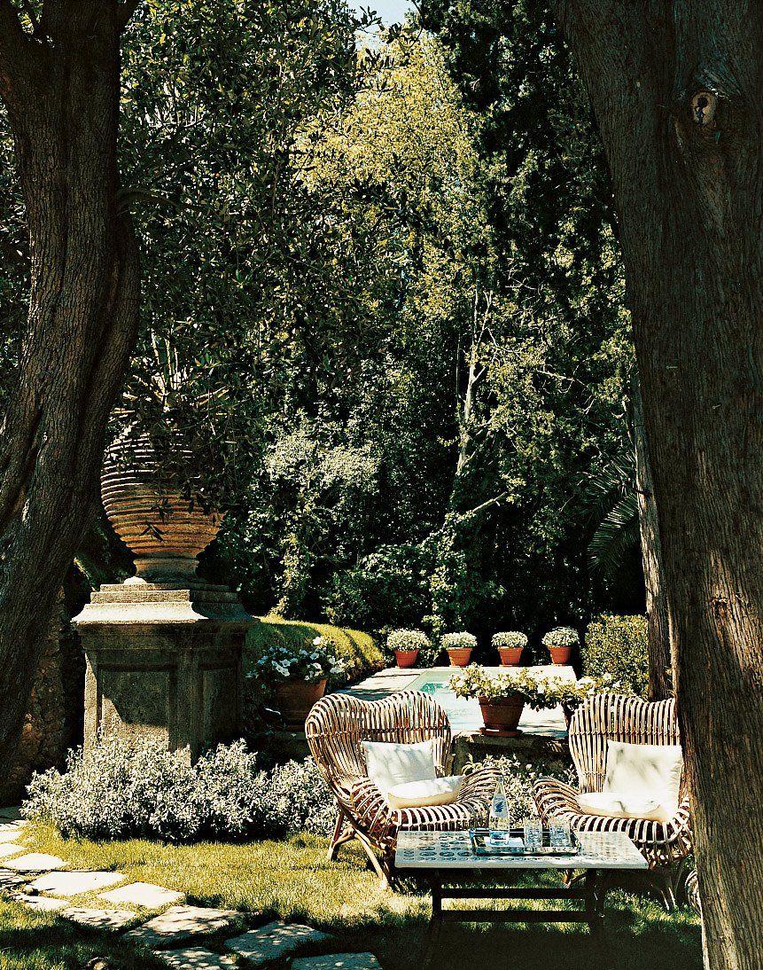 Inside Dolce and Gabbana's Portofino Villa