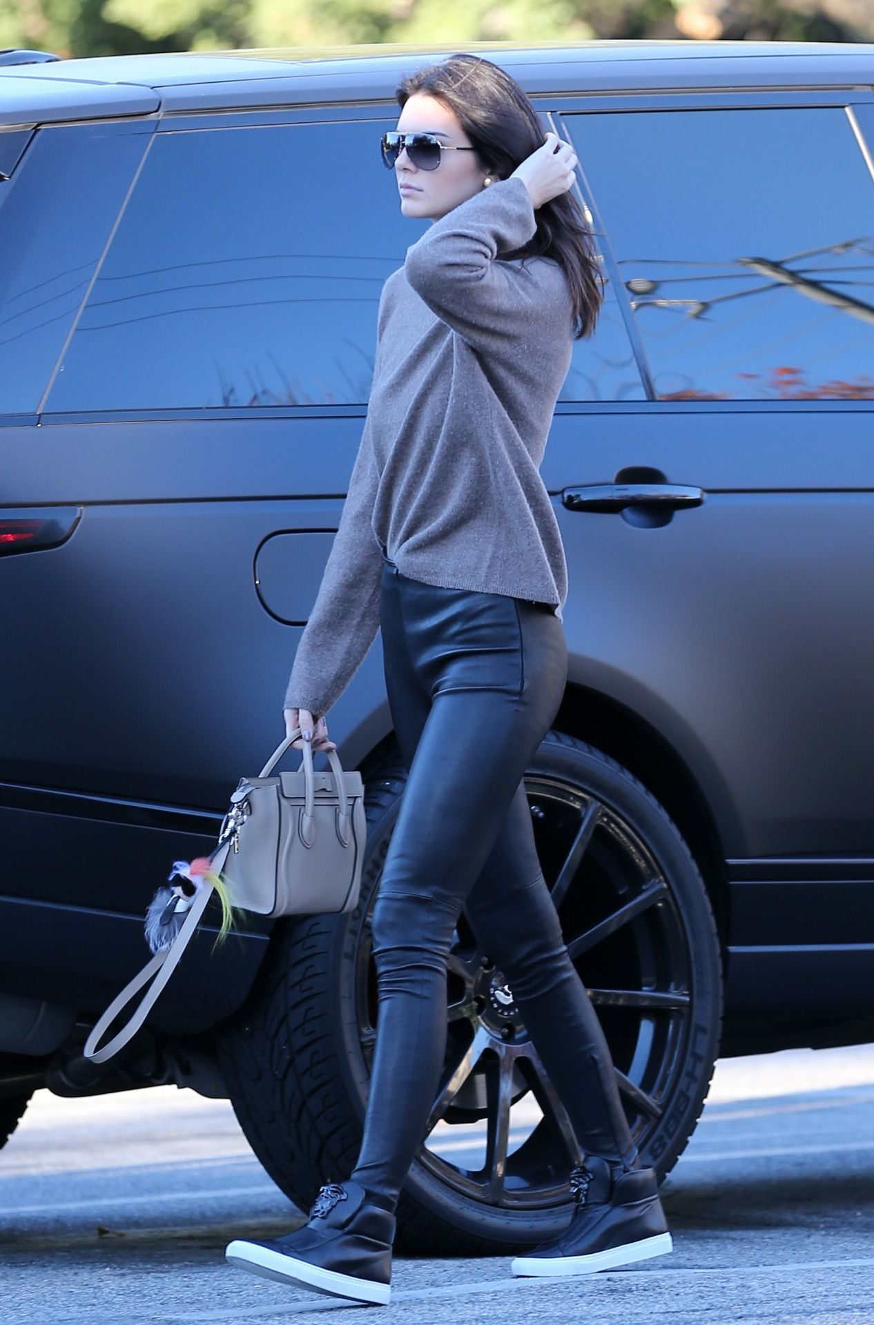 Kendall Jenner simple style