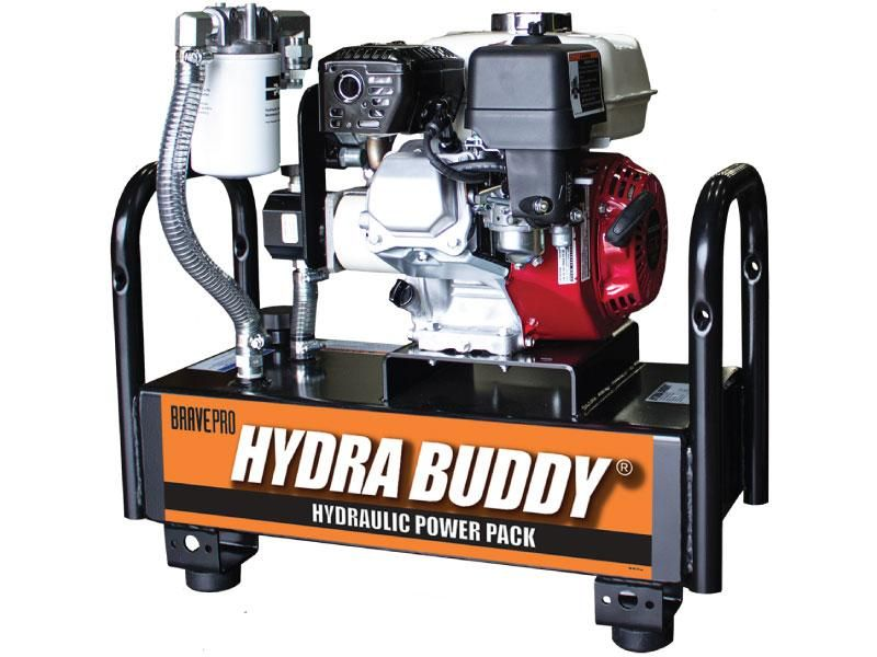 Hydraulic Power Pack W Honda Gx160 Hbh16gx