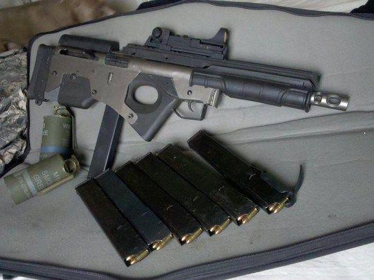 Diy Gunsmithing Bullpup Part1 Hand Guns Guns Tactical Guns