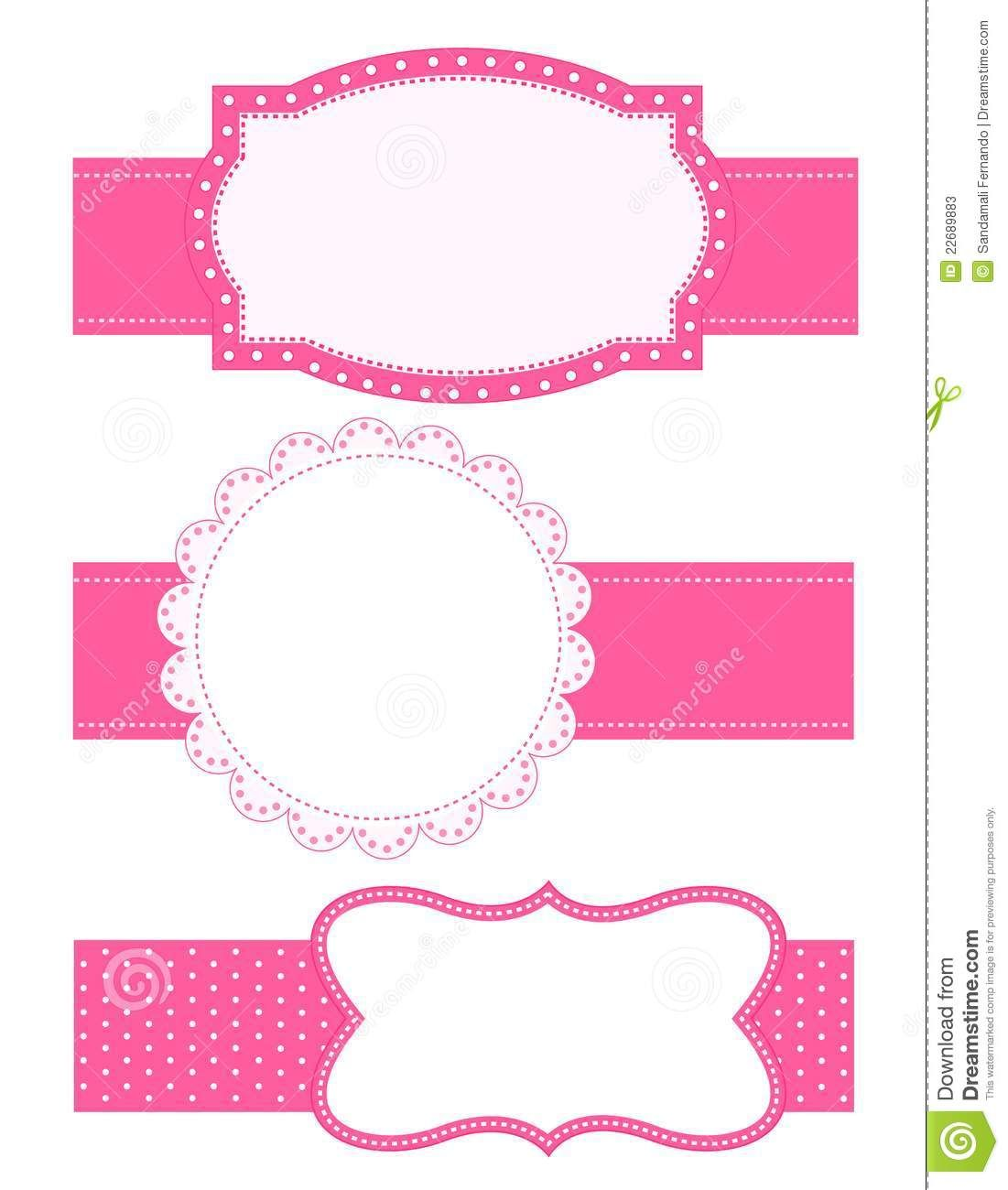 Polka Dot Background Frame - Download From Over 49 Million High ...