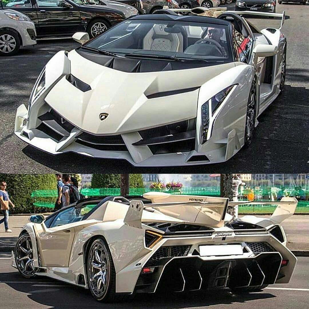 Lamborghinivenenoroadster Super Cars Sports Car Lamborghini Veneno