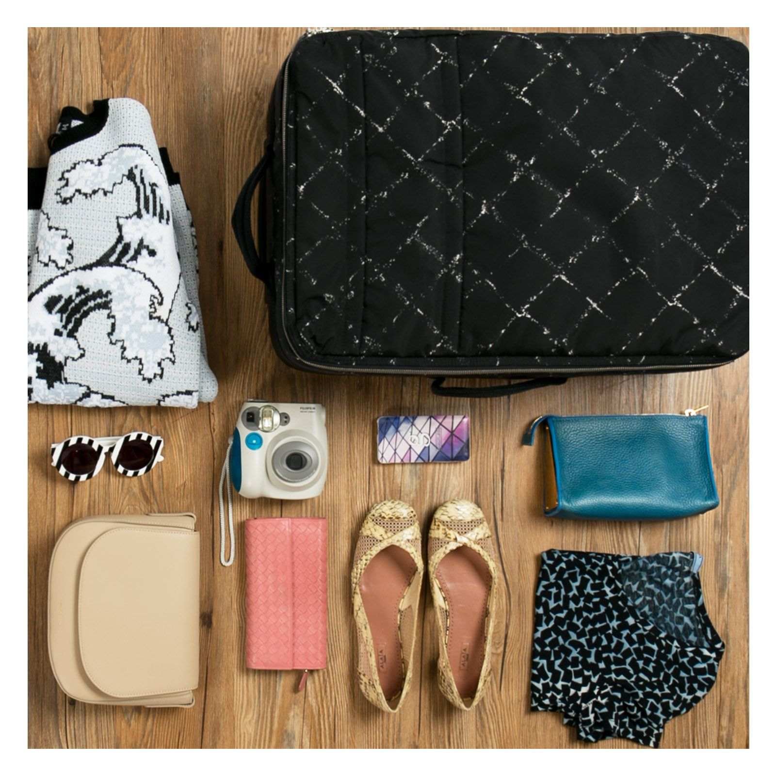Guiltless Guide to Vacation Packing tips vacationpacking