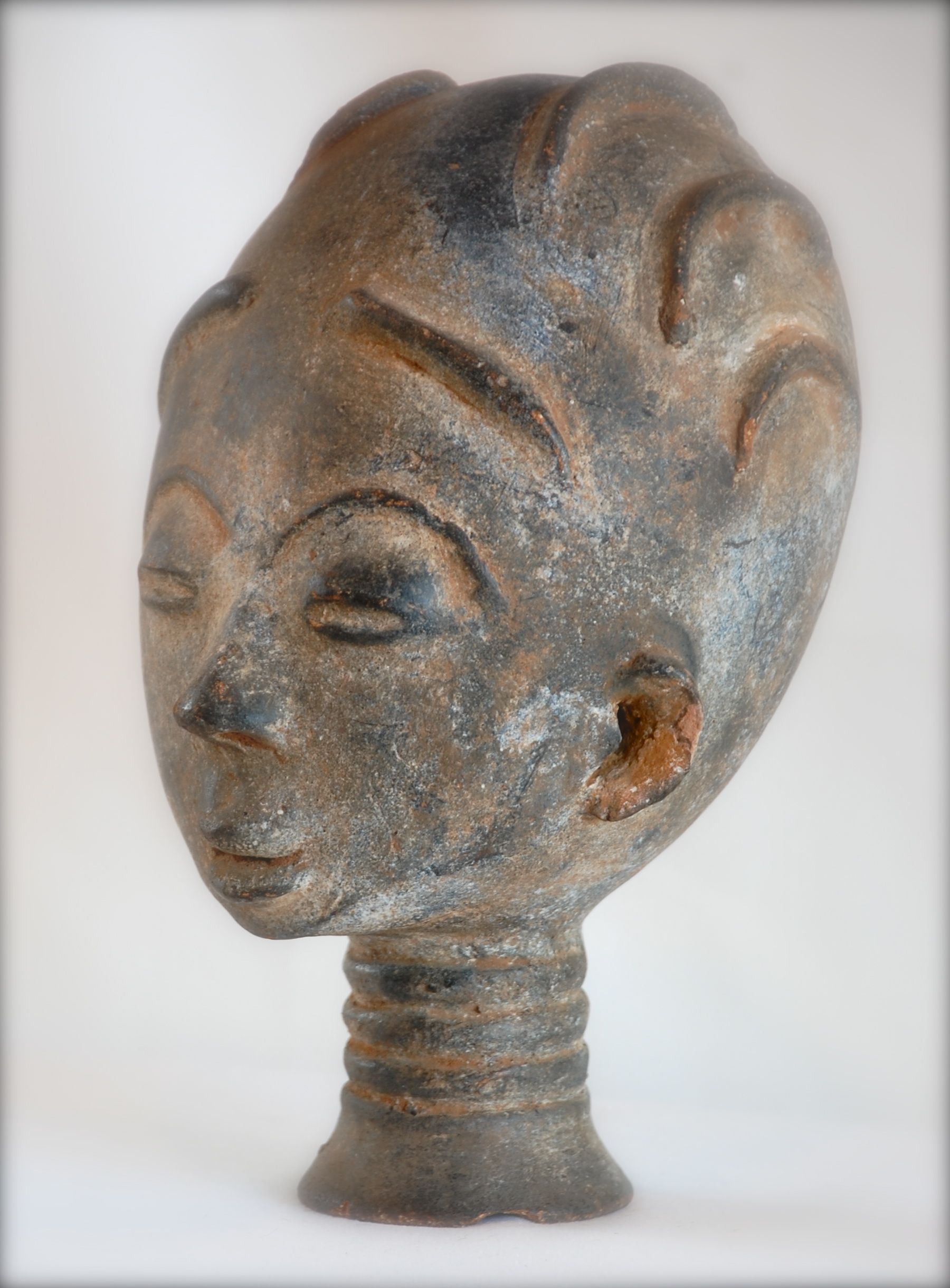 Six West African Artists Mine the Material World  |African Artifacts From Ghana