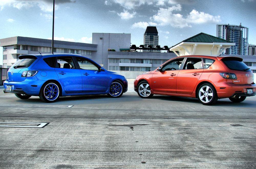 2005 Mazda3 Hatchback Mazda Cars Mazda 3 Sport Mazda 3 Speed