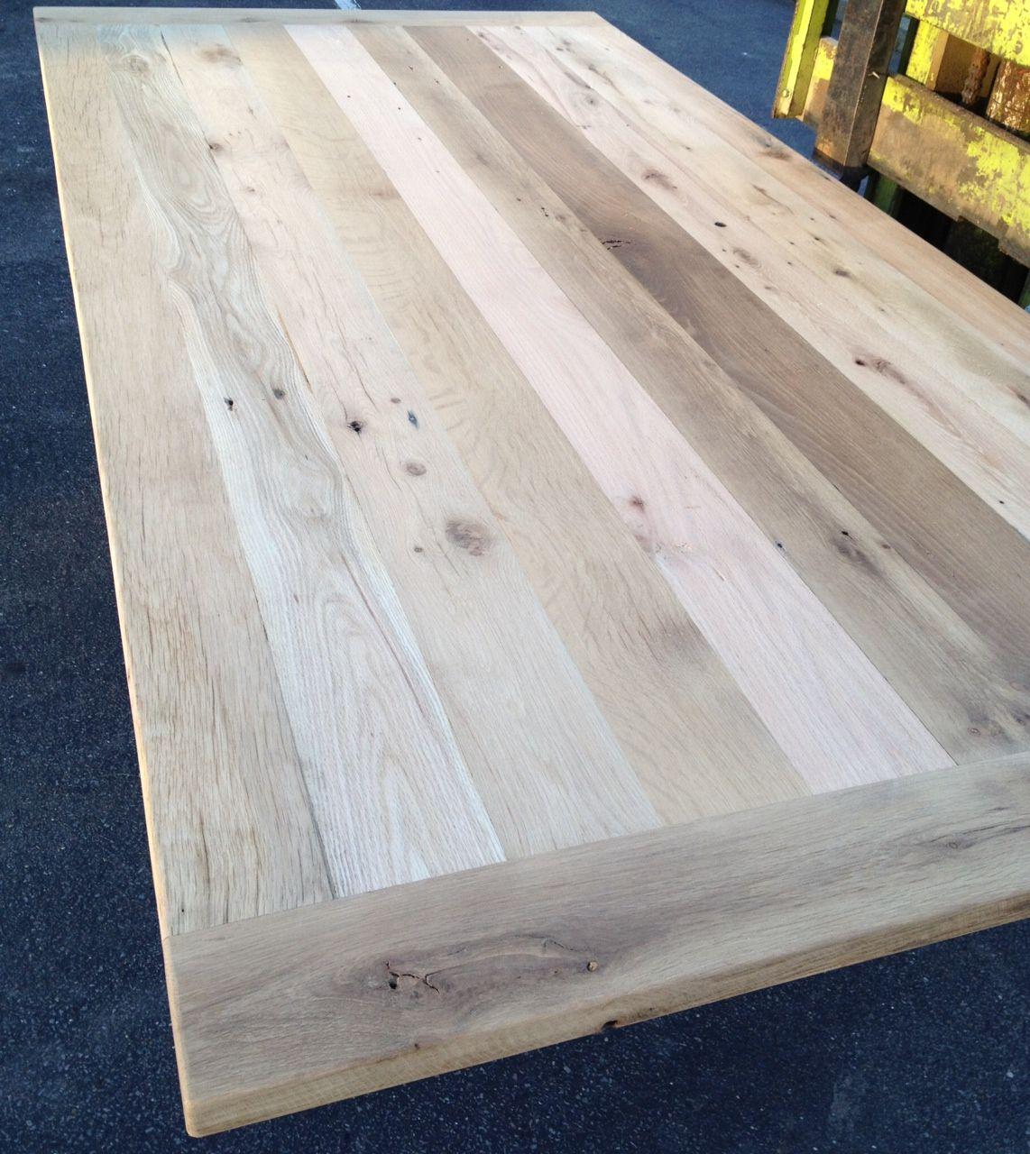 Reclaimed Antique Oak Table Top