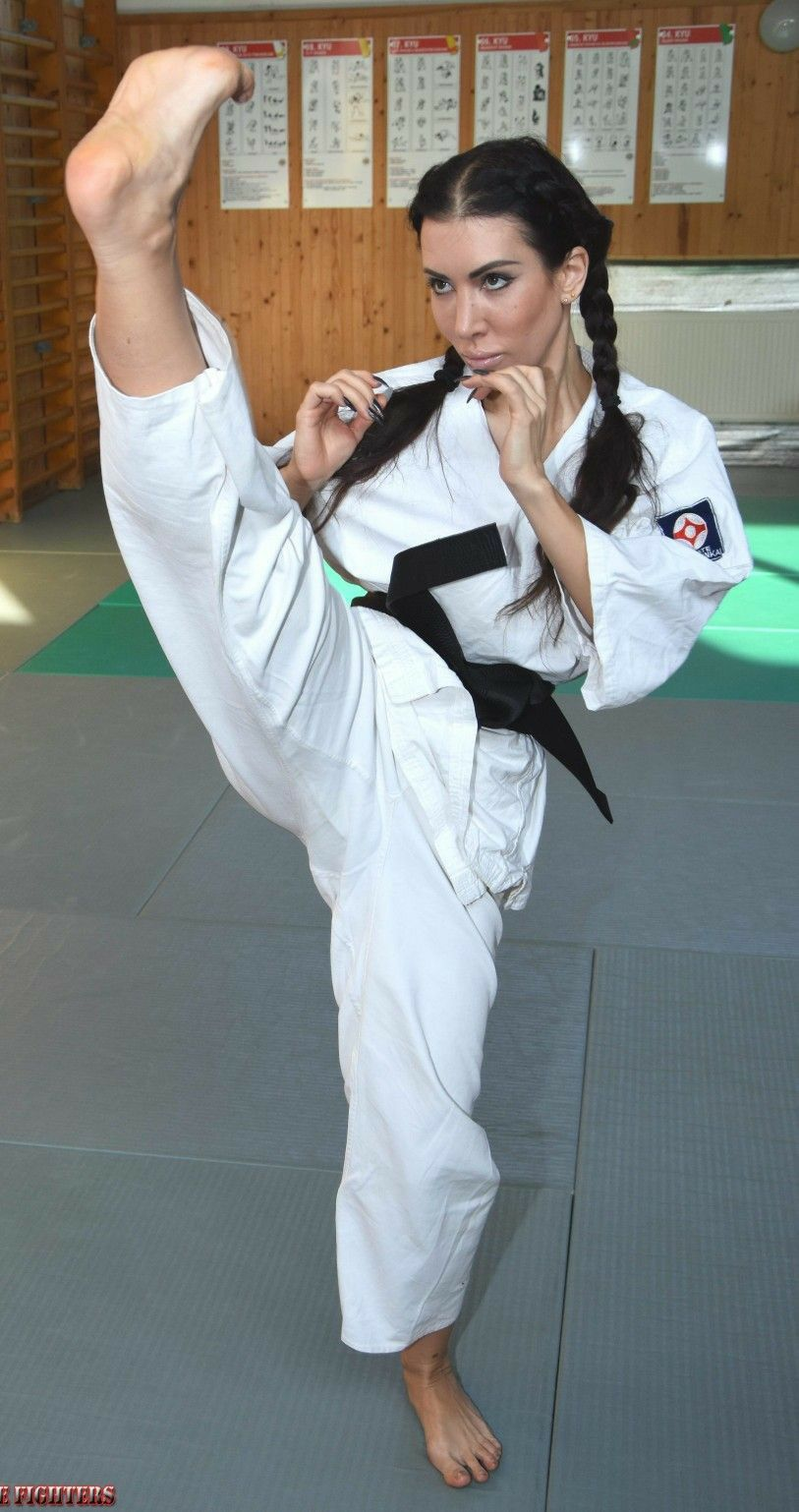 Pin by David Goode on Karate Girls in 2020 (With images