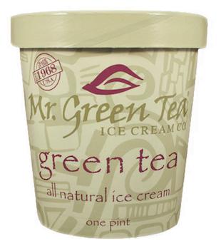 Photo of Mr. Green Tea ice cream's GREEN TEA #MrGreenTea #GreenTea