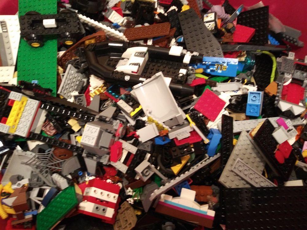 LEGO Bulk lot TECHNIC MINDSTORM PARTS 2 lb pound Beams Gears Axles