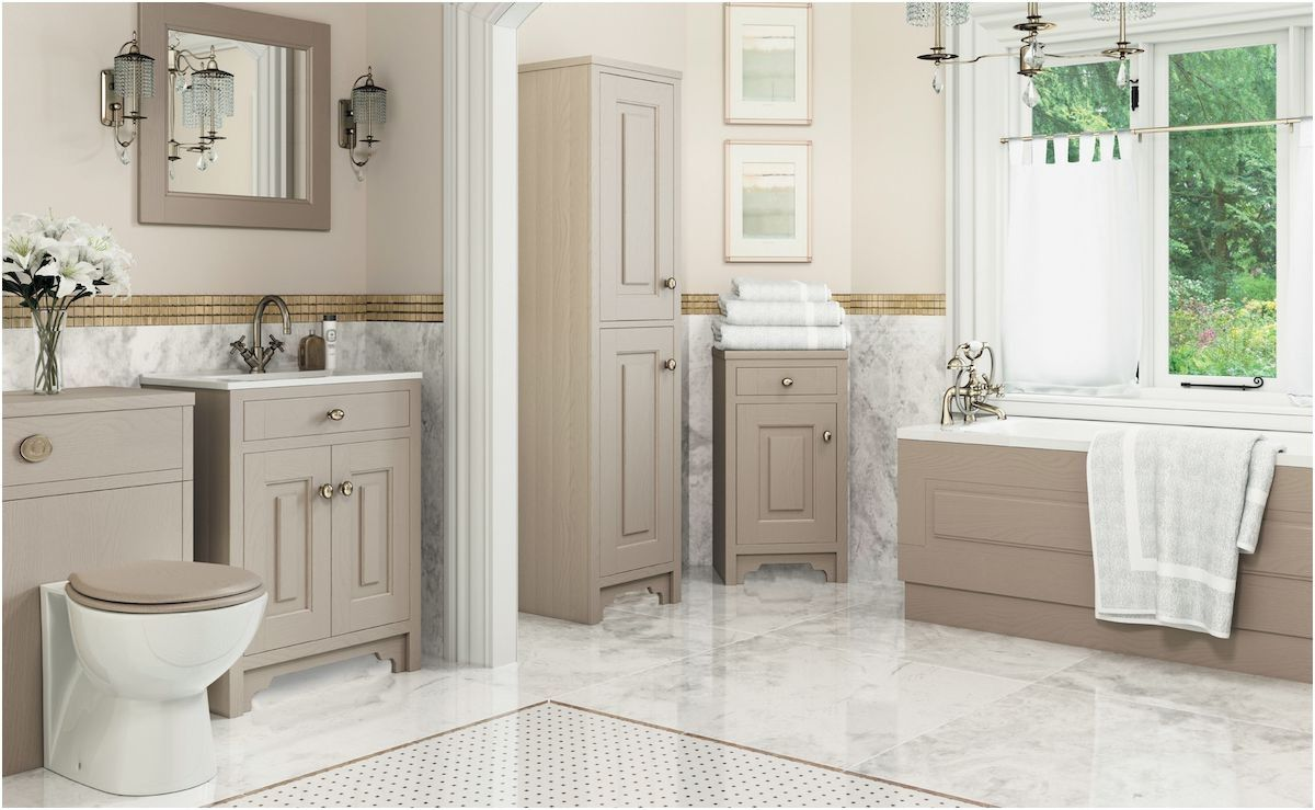 Victorian Style Bathroom Furniture From Victorian Style Bathroom - Victorian style bathroom cabinets