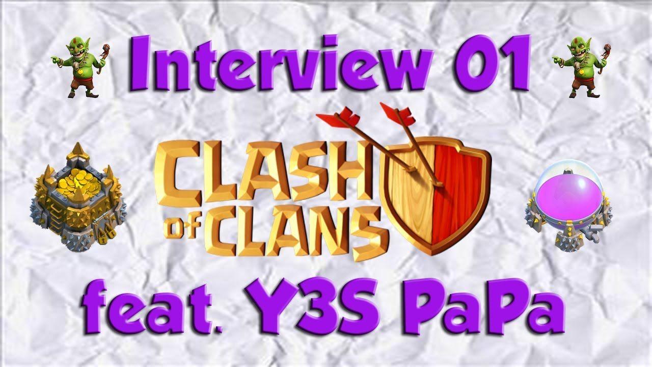 nice Clash of Clans | Interview #01 - Y3S PaPa : Meilleur Farmer français ?  Salut tout le monde, aujourd'hui interview très spéciale avecl'un des meilleurs farmers français, voir même mondiaux, Y3S PaPa ! Enjoy ! -----...http://clashofclankings.com/clash-of-clans-interview-01-y3s-papa-meilleur-farmer-francais/