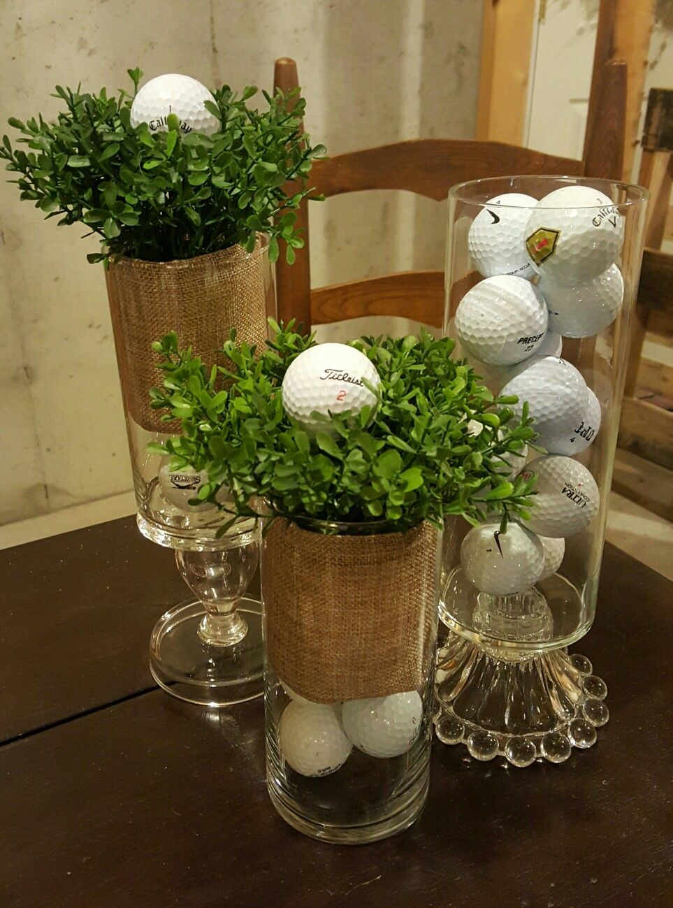 """""""Simply Graced"""" golf themed retirement """"PAR-TEE!""""   Golf party decorations, Golf theme party ..."""