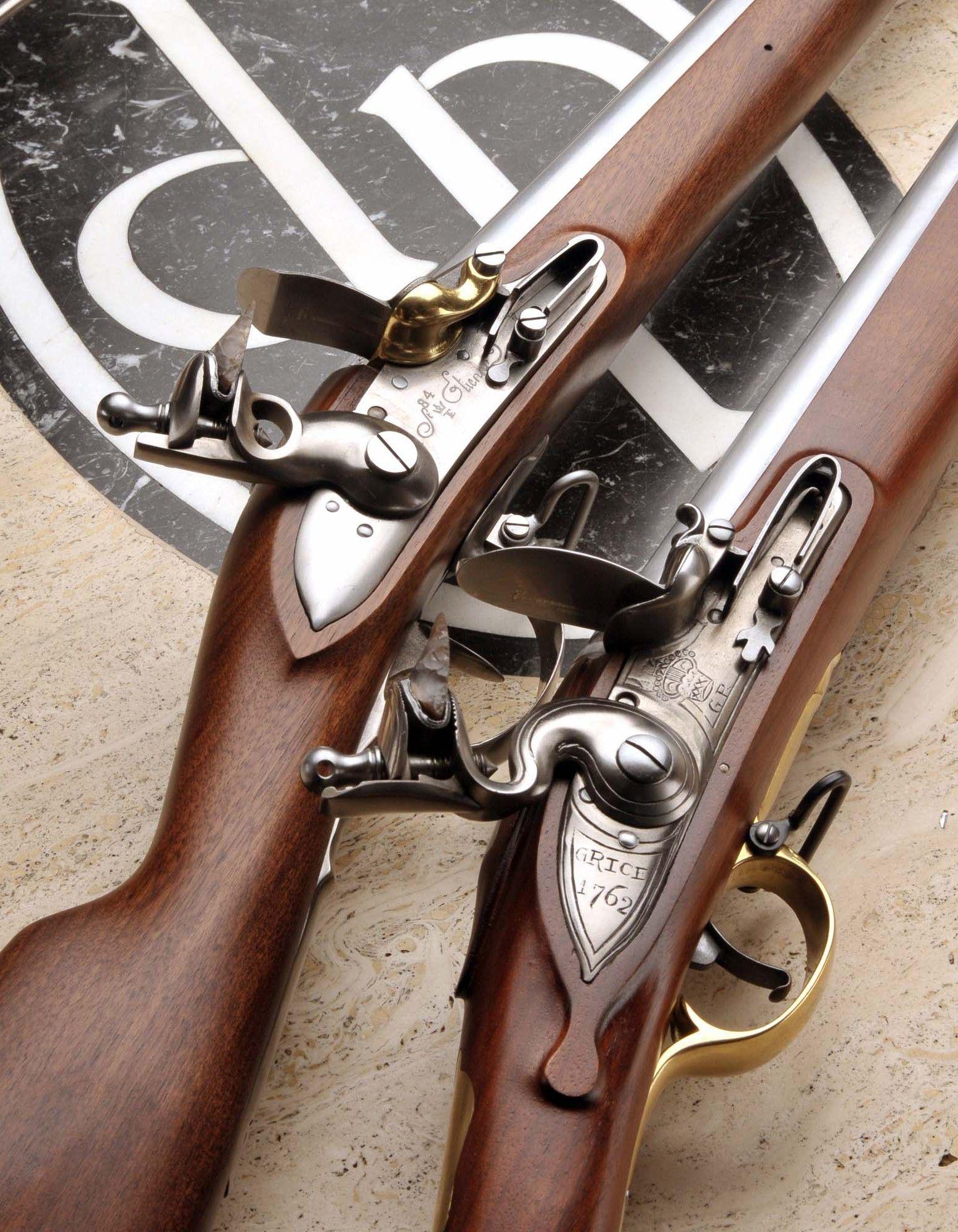 Pedersoli Brown Bess & An IX   Guns Guns Guns   Guns