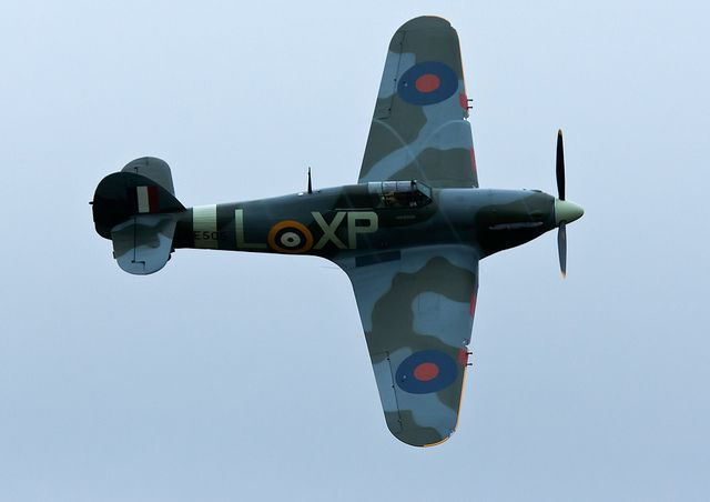 Spitfire at Shoreham Air Show | by Philip Pound Photography