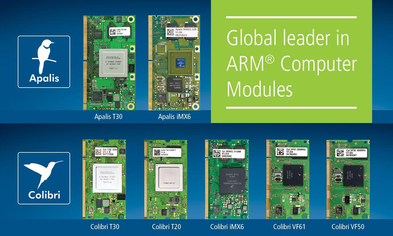 Pin by Toradex on Computer Modules | Windows ce, Development board