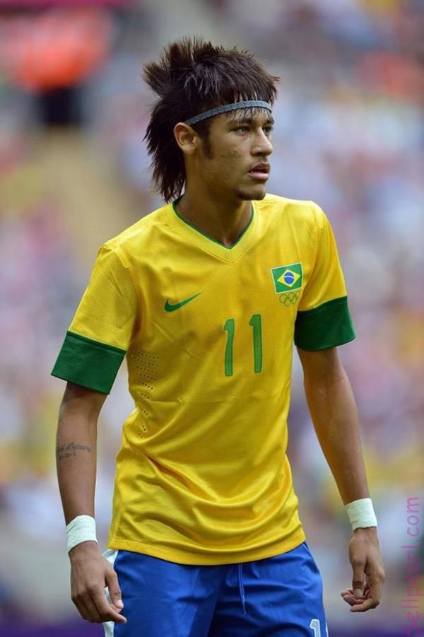 Pin On Neymar Amazing Worldcup Hairstyle