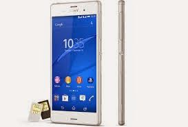 Mobile World: Online shop by chance lit a new smartphone Sony