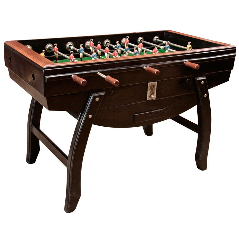 Italian Foosball Table Foosbal Or Tabble Soccer Pinterest Scores - Italian foosball table