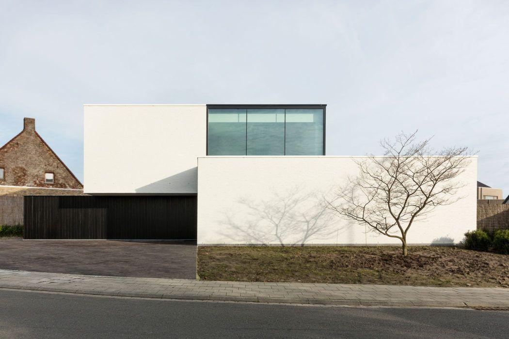 Portfolio | Steven De Jaeghere | Architecture | Pinterest ...