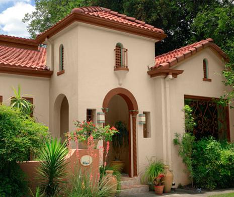 spanish sand paint Popular Interior House Colors on Ideas News