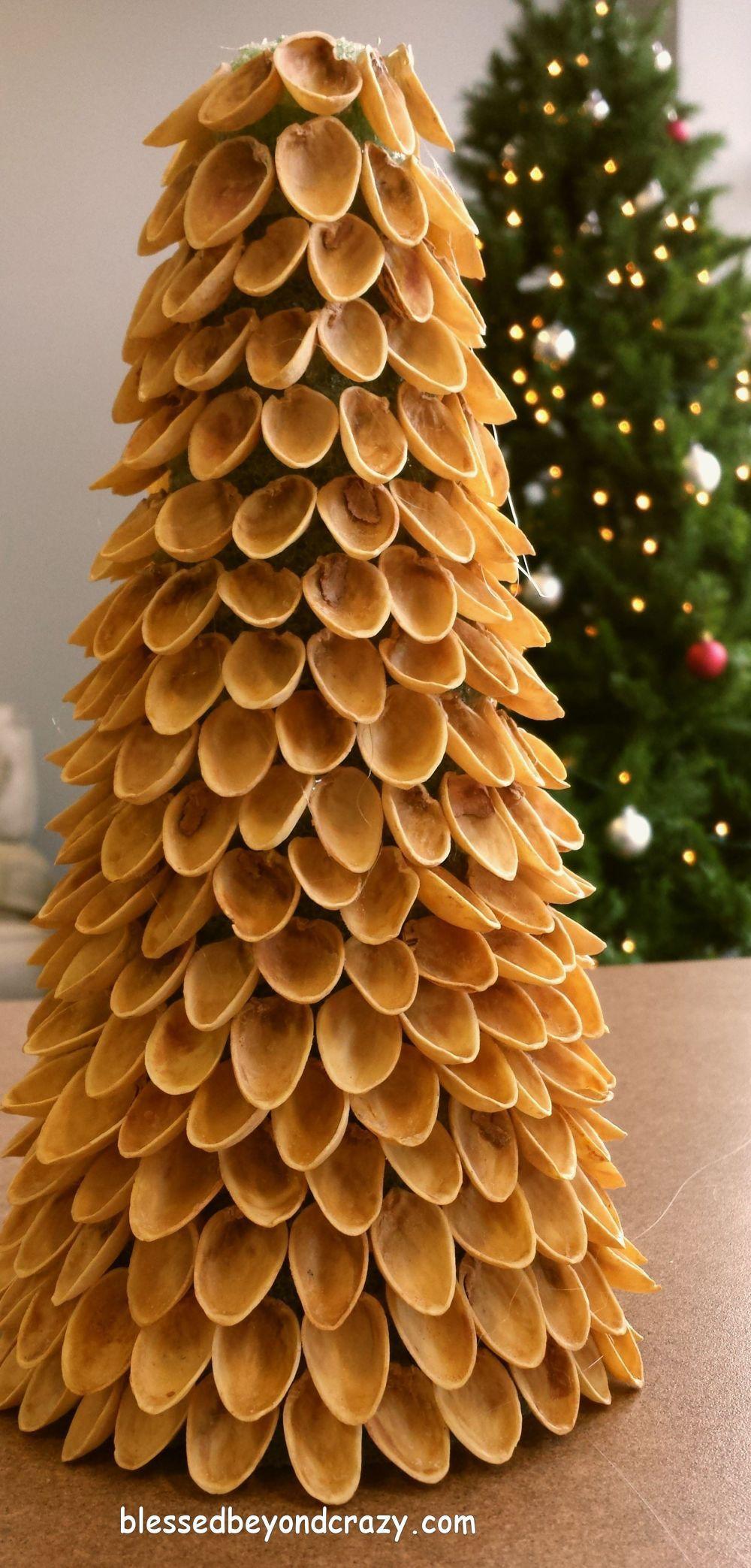 Pistachio Christmas Trees