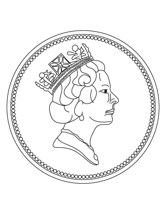 Diversity And Pluralism Coloring Pages Drawings Penny Coin