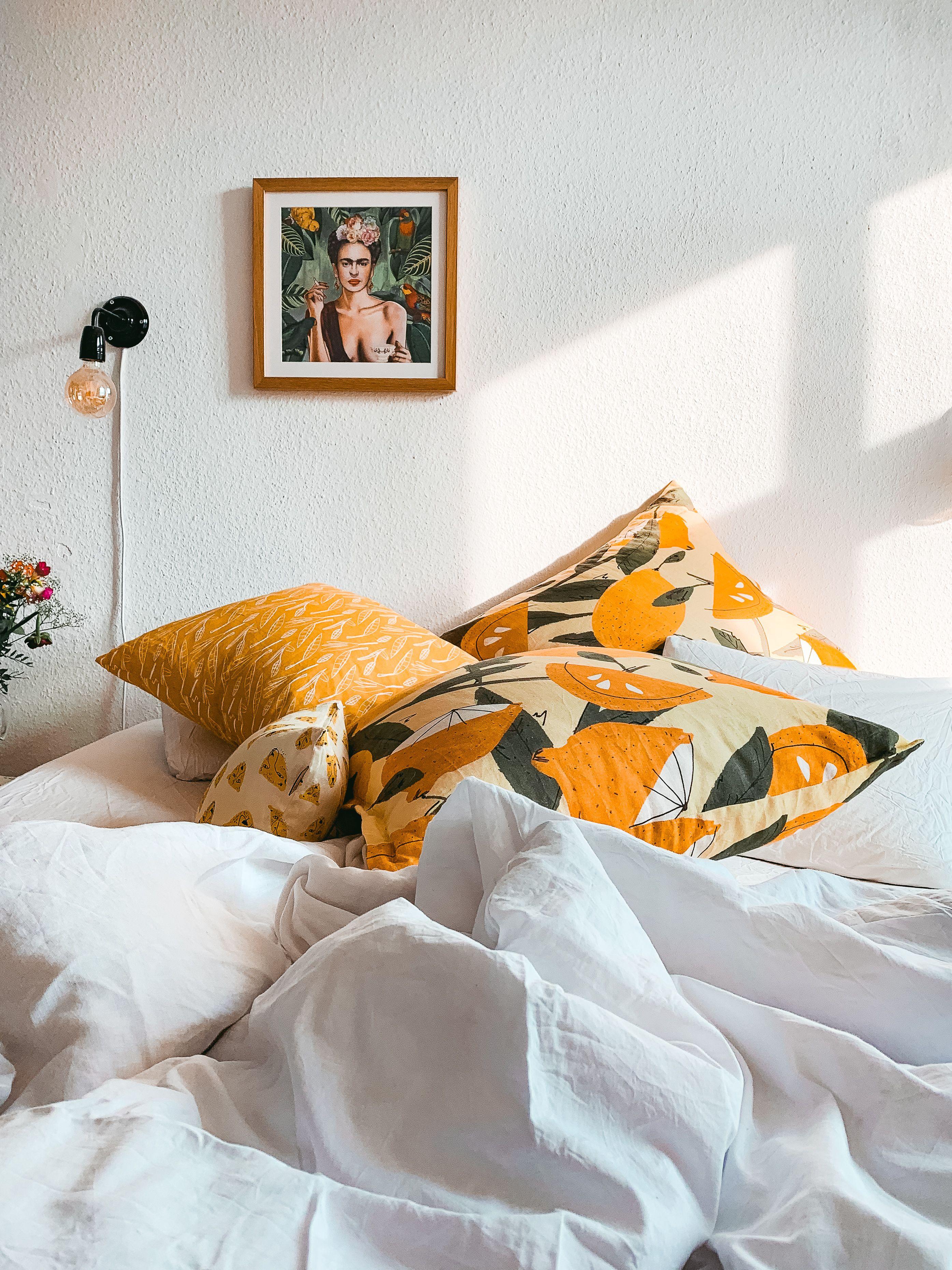 Skandinavische Schlafzimmer Ideen Wohnung Einrichten Wohnung