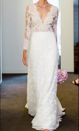 Carolina Herrera Claudette 32506 ALH, $3,200 Size: 10
