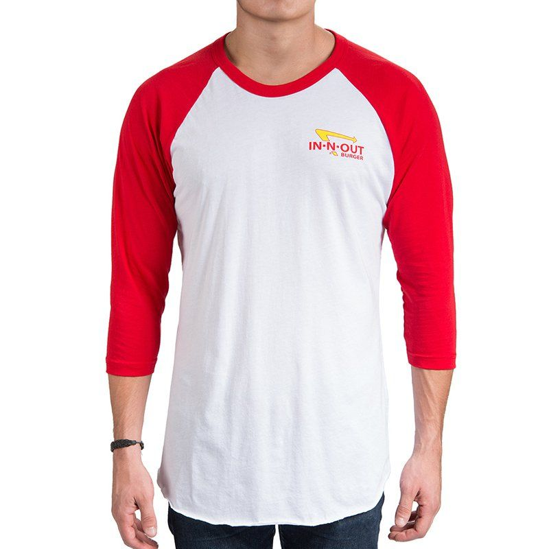 254bf3346a45 BASEBALL TEE - In-N-Out Burger Company Store
