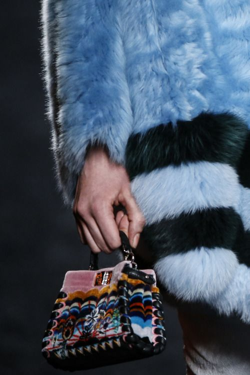 Fendi | London Fashion Week | Fall 2016