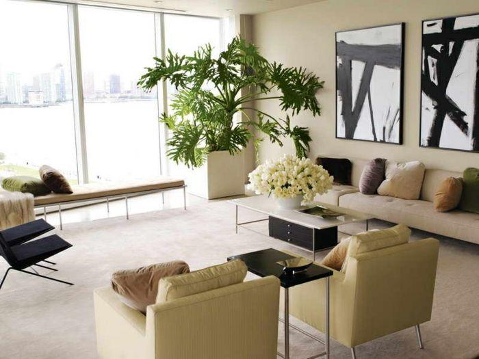 Best Contemporary Living Room Designs Living Rooms Pinterest - pflanzen dekoration wohnzimmer