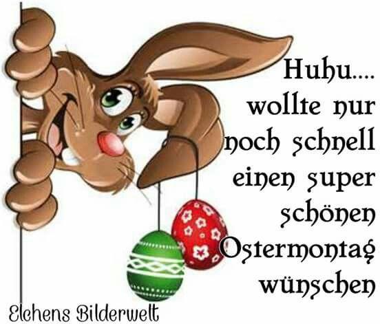 Grüße ostermontag Ostermontag Grüße