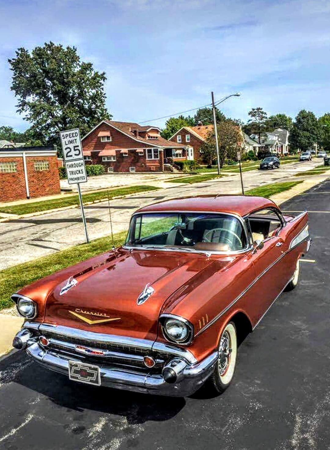 Pin By Don Case On Tri Five Antique Cars 1957 Chevrolet Cars Voiture
