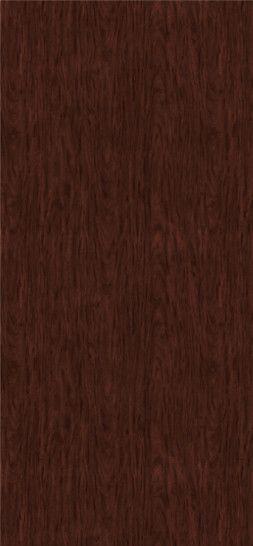 Figured Mahogany Plastic Laminate Doors Fine Grain Finish With Seon Vintage Suede Fabric Suede Fabric