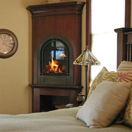 bedroom gas fireplace installation gas fireplaces pinterest