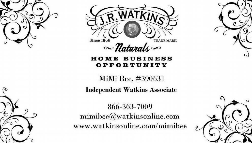 Businesscard1_2010 by independent watkins consultant mimi