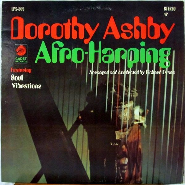 Dorothy Ashby - Afro-Harping (Vinyl, LP, Album) at Discogs