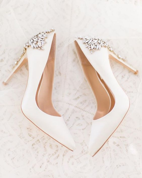 22 gorgeous wedding shoes