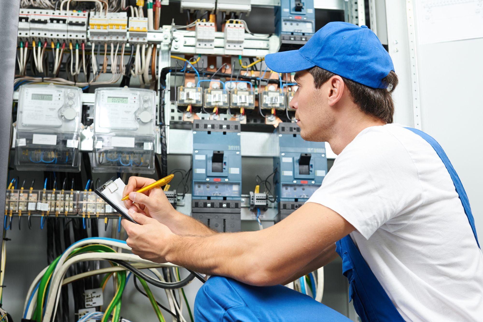 Http Www Prismvs Com Prism Preventative Maintenance Software Html Prism S Preventative Maintena Electrical Panel Electrician