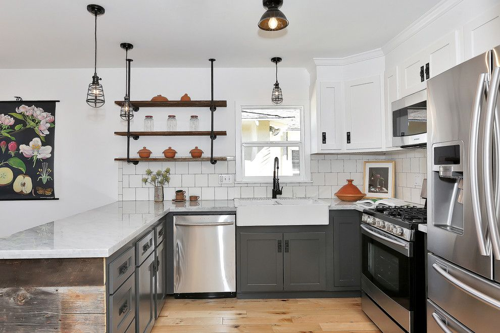 Kitchen Designer Los Angeles Cool Beguiling Cage Light House Designs Eclectic Kitchen Los Angeles Inspiration
