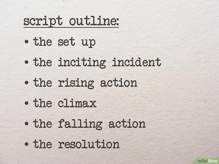 write movie scripts  script writing examples screenplay