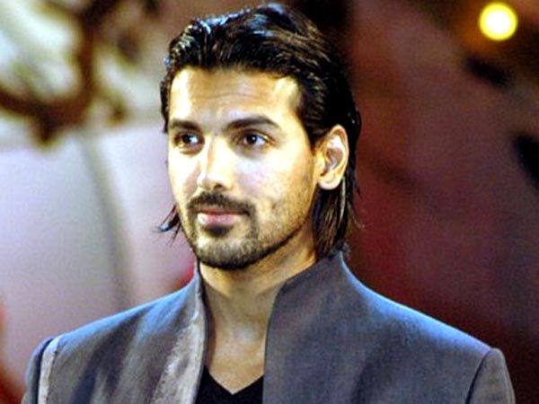 John Abraham Long Hair1 Jpg 600 450 John Abraham Haircuts For Men Long Hair Styles