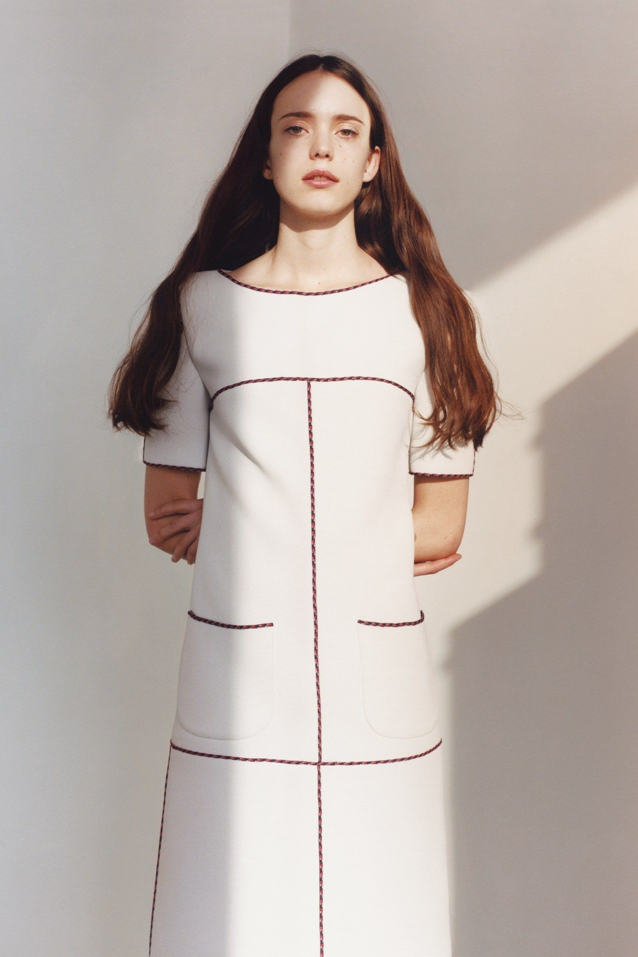 The nymph stacy martin in vogue stacy martin vogue uk and nude color