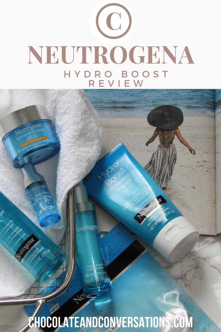 Neutrogena Hydro Boost Review Neutrogena Hydro Boost Neutrogena Effective Skin Care Products