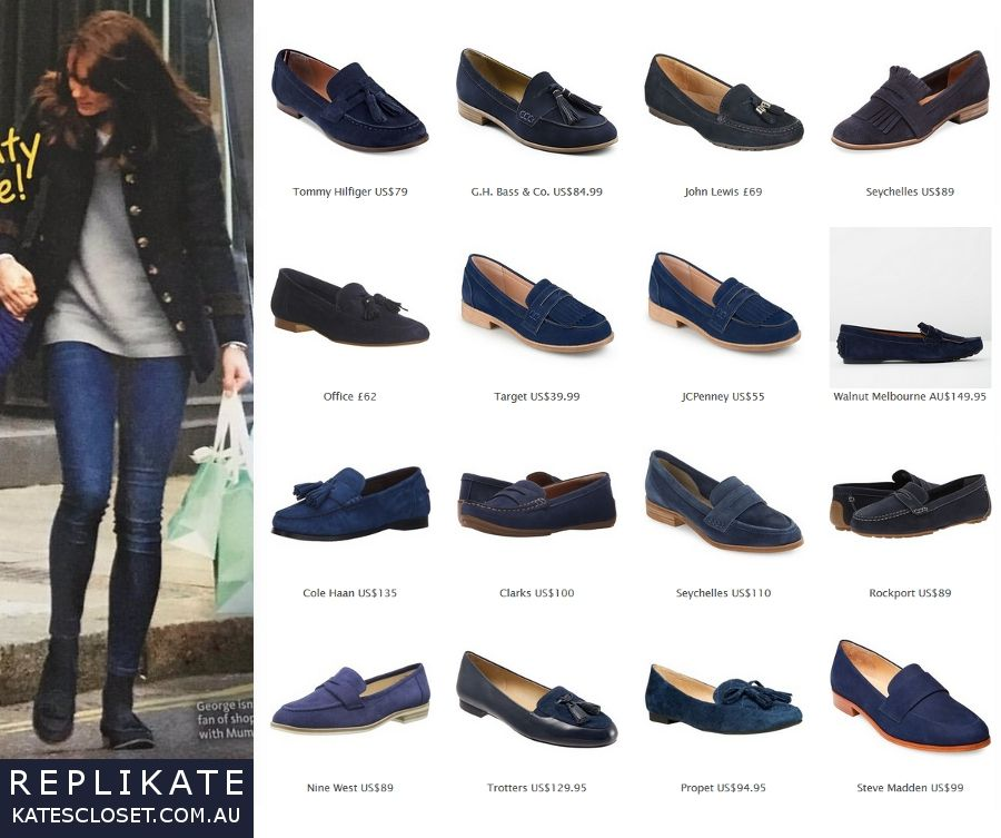 7664763adb8 Shop repliKates of Russell   Bromley Chester loafers