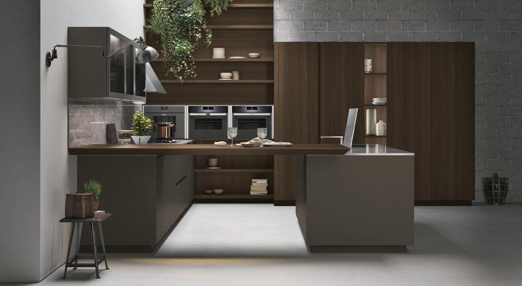 Cucina componibile moderna, Cucina di design | Cuisines | Pinterest