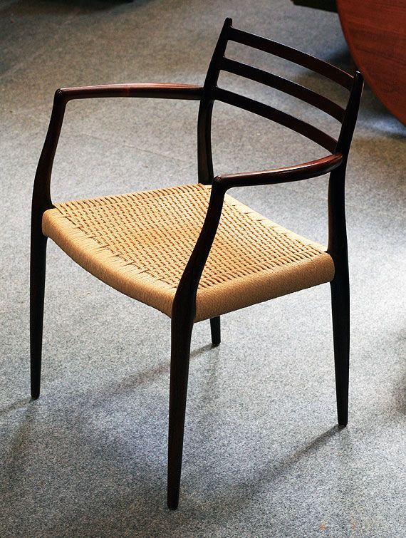Superb Niels Moller Chair | Two Columbia Road